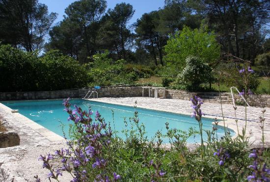 La Clemence : piscine de La Clémence