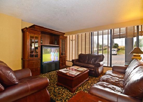 Lacrosse Hotel: Sitting Area