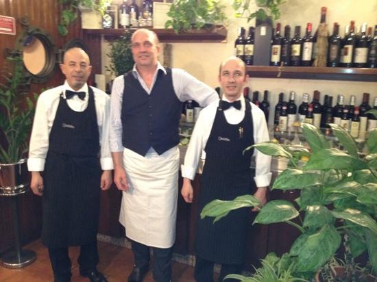 The L'Isolotto Team