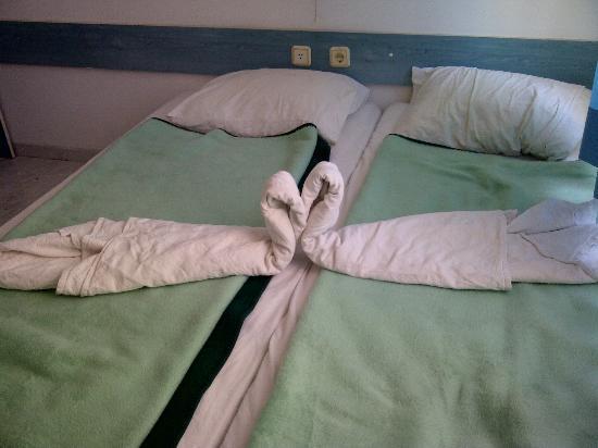 Anahtar Apart: bedroom