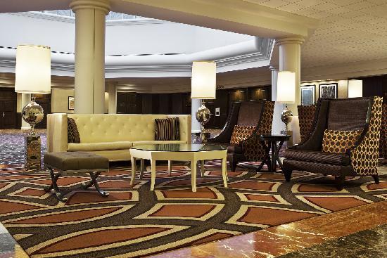 Sheraton Tysons Hotel: Lobby