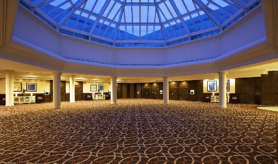 Sheraton Tysons Hotel: Foyer