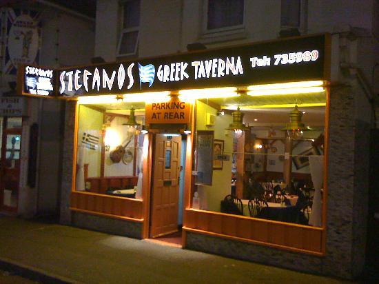 Stefanos Greek Taverna: Stefanos