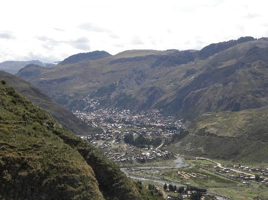 Huancavelica Region, Peru: Ciudad de Huancavelica