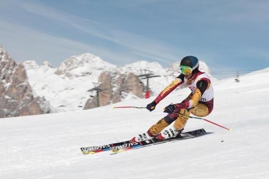 Recorridos de esquí y snowboard