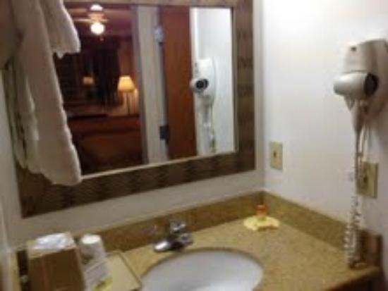 Days Inn El Paso West : Wash up