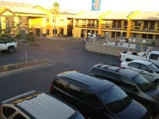 Days Inn El Paso West : view