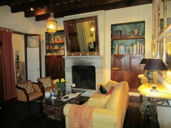 Posada Del Angel: View of the Jr Suite