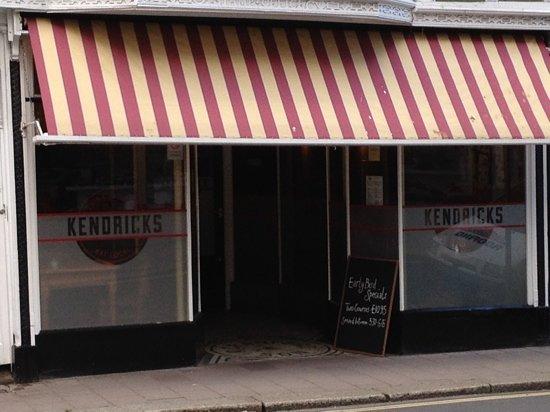 Kendricks Restaurant and Bar : Kendricks in Dartmouth