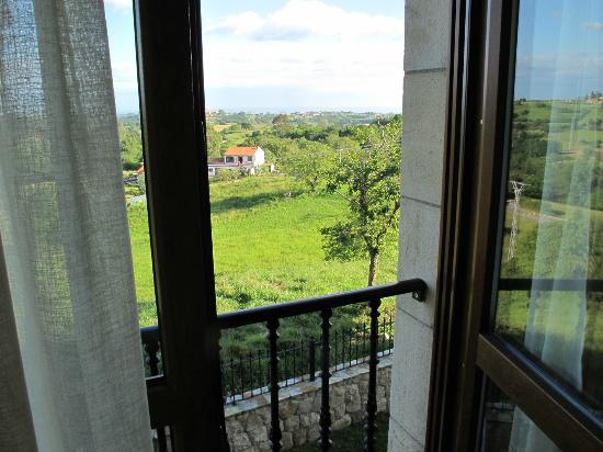 Hotel- Spa Verdemar: Vista desde mi habitación