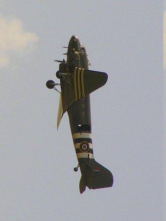 Battle of Britain Memorial Flight Visitor Centre: Dakota