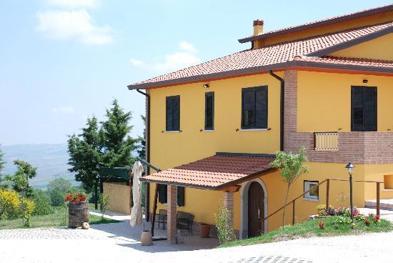 Rocca San Felice, Italy: Ingresso esterno