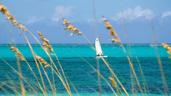 Beach House Turks & Caicos : Unequalled water sports possibilities.