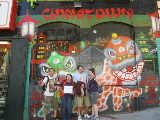 Discover Walks - San Francisco Walking Tours : chinatown tour by discover walks