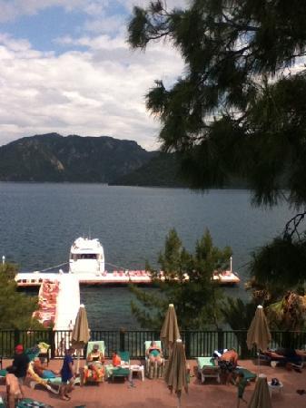 Marmaris Park Hotel: lovely views