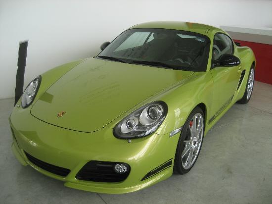 Exotic Rides Mexico: Porsche R8
