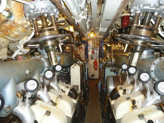 U-Boat Museum: Parts