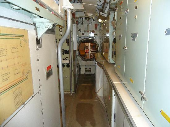 U-Boot Museum: Lobby