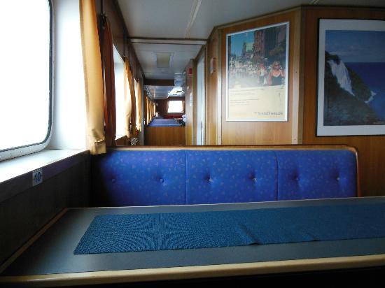 Reederei Adler-Schiffe: The Restorent
