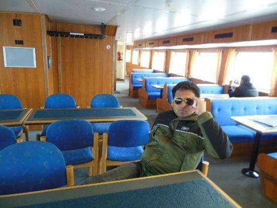 Reederei Adler-Schiffe: In Side