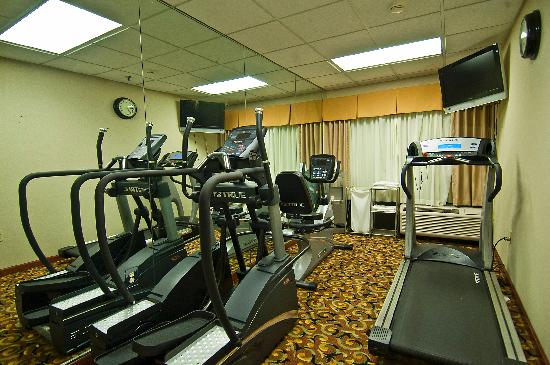 Comfort Suites: Fitness Room