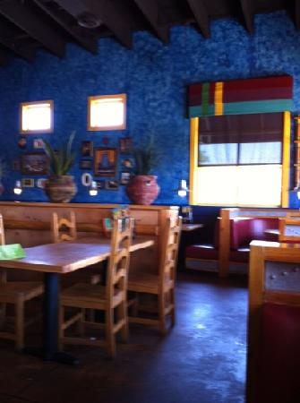 On The Border Mexican Grill & Cantina: Inside View