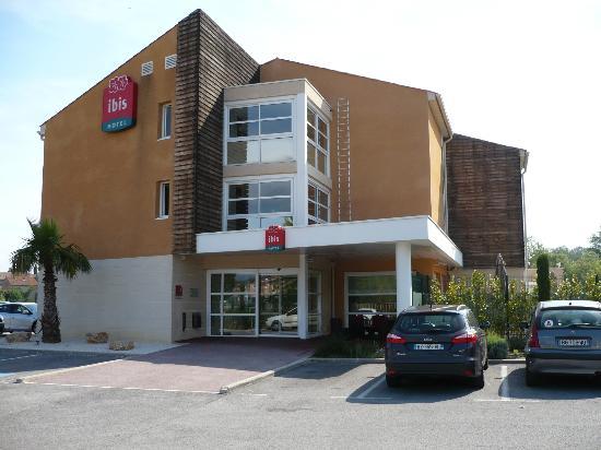 Hotel Ibis Golfe de Saint Tropez : Hotel