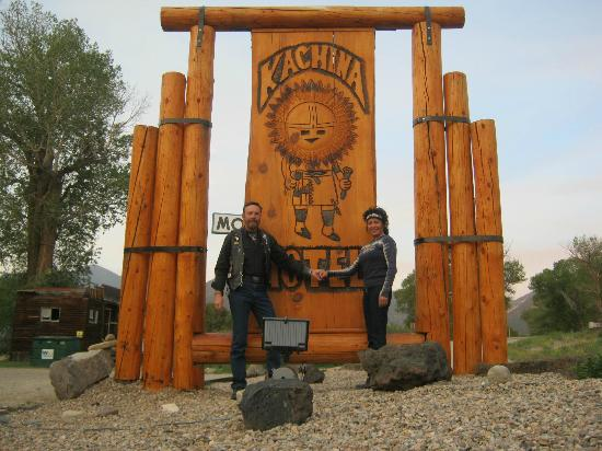 Kachina Motel: Thanks ! EV&T