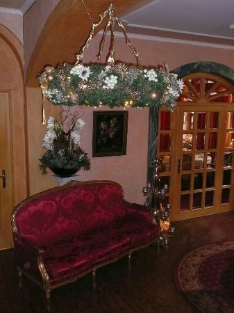 Romantik Hotel Bülow Residenz: Hall entree