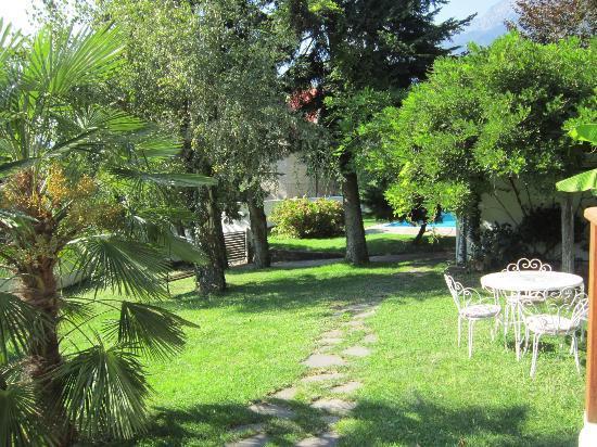 Agriturismo Sittnerhof: Garden