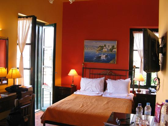Pension Marianna: Our beautiful room