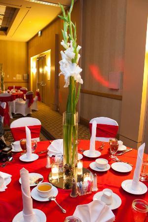 Sheraton Houston Brookhollow Hotel : More arrangements