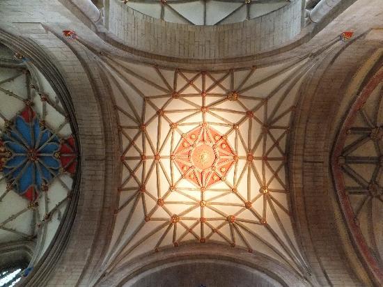 Tewkesbury Abbey: Ceiling