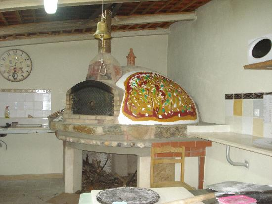 O Beiral Restaurant : New Pizza Oven