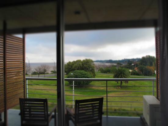 """Costa Colonia Riverside Boutique Hotel: Vista desde la habitación """"River Loft"""""""