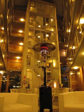 Costa Colonia Riverside Boutique Hotel: Interior hotel