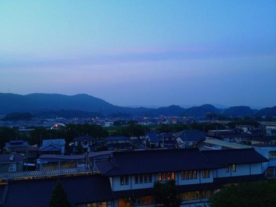 Hotel Harada in Sakura: View