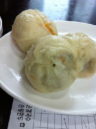 Gamekol Son Wangmandu: 美味しかったマンドゥ
