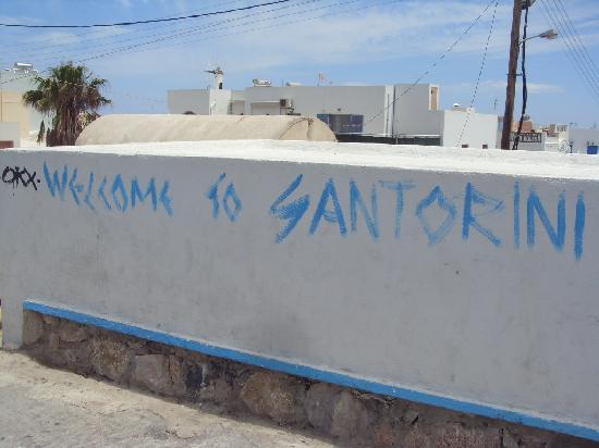 San Giorgio Villa: Santorini