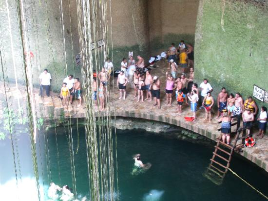 Sacred Cenote: I Did Not Swim