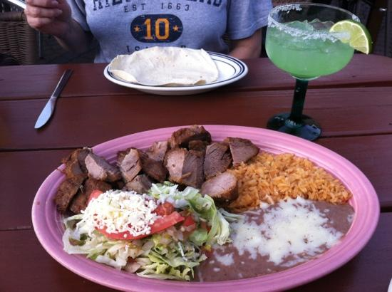 Tequila Rose Mexican Restaurant: outstanding carnitas!! the best