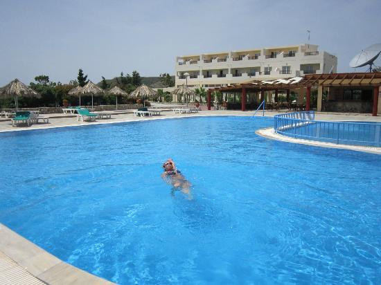 Evripides Village Hotel: pool B)