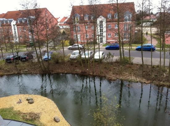 RAMADA Hotel Magdeburg: Ausblick