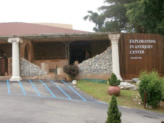 Biblical History Center: Explorations in Antiquity Center