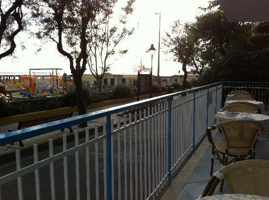 Hotel Strand Gabicce Mare: Gabicce Strand Hotel sul mare