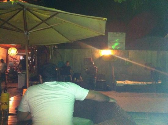 Sambass Cafe Restaurante: banda