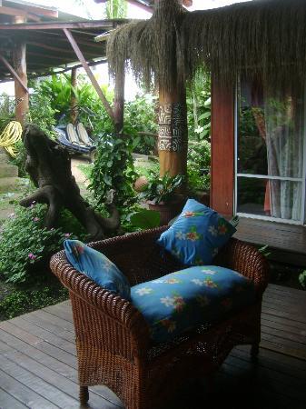 Kaimana Inn Hotel & Restaurant: Rest area