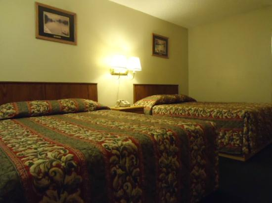 Relax Inn: Double bed room