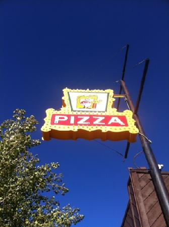 Mario's Pizza & Pasta: Mario's pizza - best in Gunnison