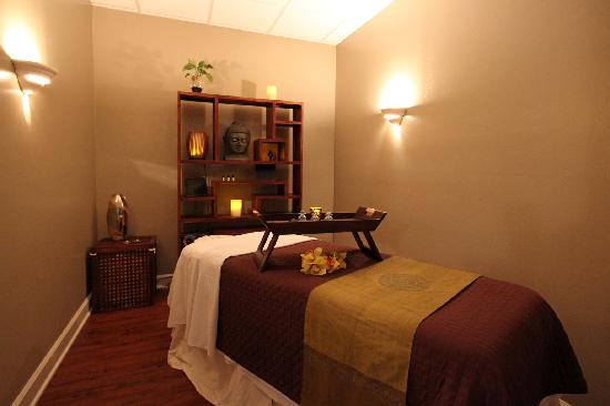 Del Mar, CA: Massage Room Place360